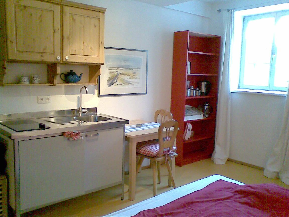 gästewohnung – wohnprojekt gut brandenbaum, Badezimmer ideen
